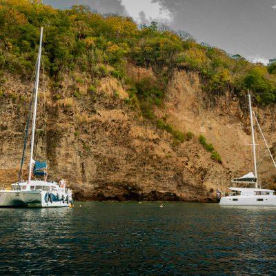 location-catamaran-guadeloupe-depart-martinique
